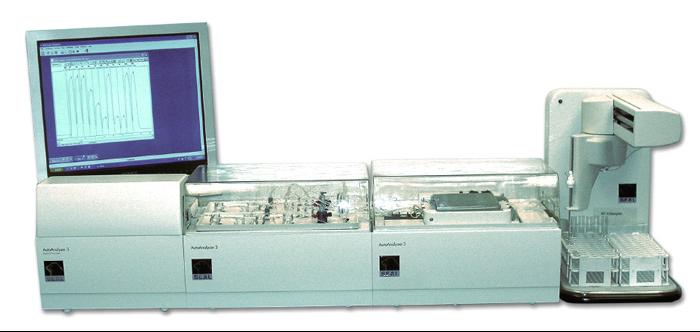 AA3连续流动分析仪